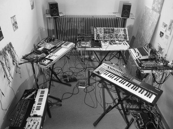 Studio von Benj Hartwig