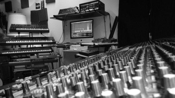 Studio von Daniel Wohnlich