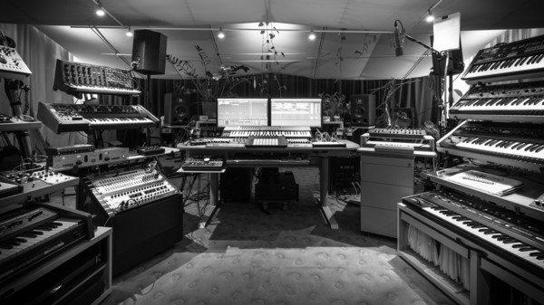 Studio von Ron Rüegg