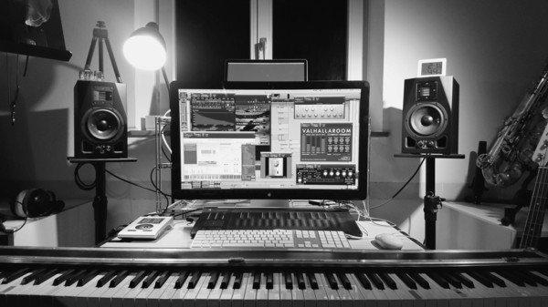 Studio von Silvio Buchmeier