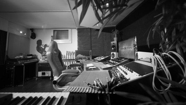 Studio von Thom Wettstein