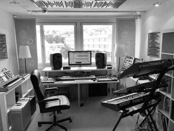 Studio von Thomas Steiner