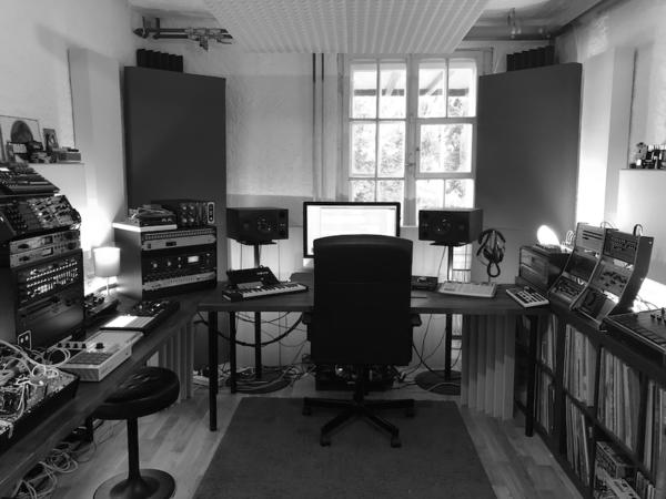 Studio von Oliver Peter