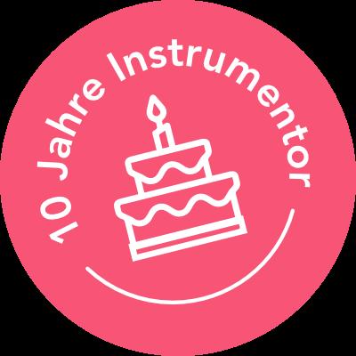 10 Jahre Instrumentor